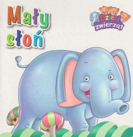 Mały słoń. Dzieci zwierząt
