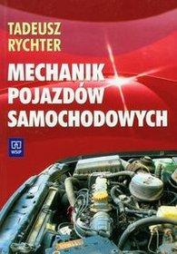Mechanik pojazdów samochodowych, szkoła średnia