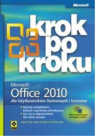 Microsoft office 2010 dla użytkowników domowych i uczniów krok po kroku