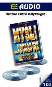 Myśl i bogać się - książka audio na 1 CD