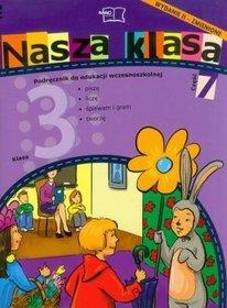 Nasza klasa 3 podręcznik część 7