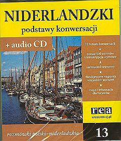 Podstawy konwersacji. Niderlandzki +CD