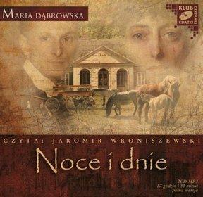 Noce i dnie t. 1 i 2 - książka audio na CD (format mp3)