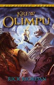 Olimpijscy Herosi. Tom 5. Krew Olimpu