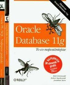 Oracle Database 11g Oracle PL/SQL + Kieszonkowy słownik języka Oracle PL/SQL -