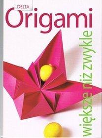 Origami. Większe niż zwykle
