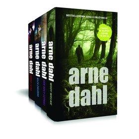 Pakiet Arne Dahl: Wody wielkie. Sen nocy letniej. Msza żałobna. Ciemna liczba