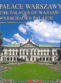 Pałace Warszawy (wersja polsko-niemiecko-angielska)