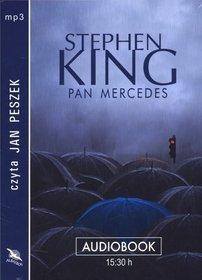Pan Mercedes - audiobook (CD MP3)