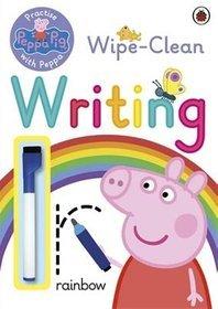 Peppa Pig: Practise with Peppa: Wipe-Clean Writing -