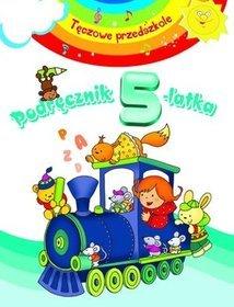 Podręcznik 5-latka. Tęczowe przedszkole