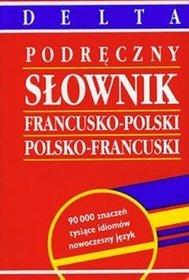 Słownik francusko-polski polsko-francuski podręczny