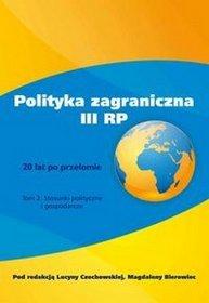 Polityka zagraniczna III RP