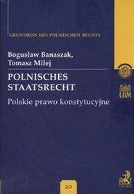 Polnisches staatsrecht Polskie prawo konstytucyjne