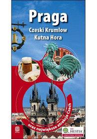 Praga, Czeski Krumlow, Kutna Hora oraz największe atrakcje Czech. Wydanie 1