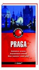 Praga. Przewodnik z atlasem