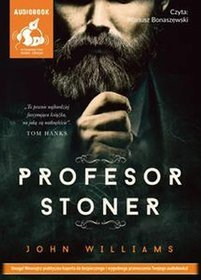 Profesor Stoner - audiobook (CD MP3)