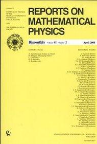 Reports on Mathematical Physics 61/2