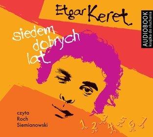 Siedem dobrych lat - audiobook (CD MP3)