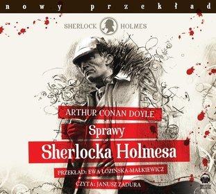 Sprawy Sherlocka Holmesa. Tom 9 - audiobook (CD MP3)