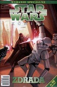 Star Wars. Komiks. Zdrada Nr 3/2011