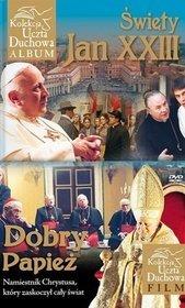 Święty Jan XXIII + Dobry Papież DVD