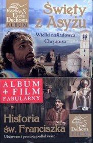 Święty z Asyżu. Wielki naśladowca Chrystusa + DVD