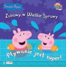 Świnka Peppa Zabawy w Wielkie Sprawy 8 Pływanie jest super