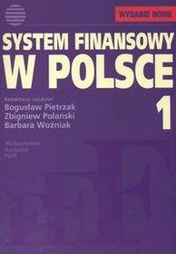 System finansowy w Polsce. Tom 1