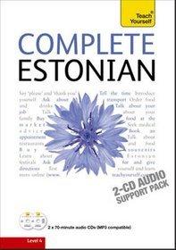 Teach Yourself Complete Estonian: Audio Support