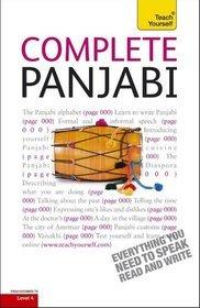 Teach Yourself Complete Panjabi