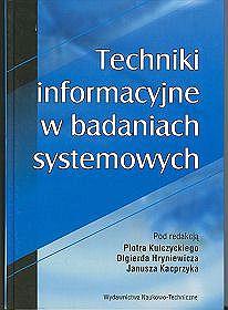 Techniki informacyjne w badaniach systemowych - Kulczycki Piotr Hryniew/84127/