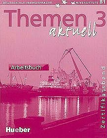 Themen Aktuell 3 Zertifikatsband - Arbeitsbuch (ćwiczenia)