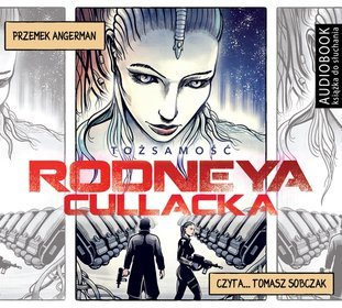 Tożsamość Rodneya Cullacka - audiobook (CD MP3)