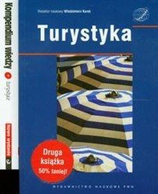 Turystyka + Kompendium wiedzy o turystyce Pakiet
