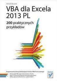 VBA dla Excela 2013 PL