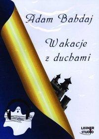 Wakacje z duchami - książka audio na CD (format MP3)
