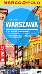 Warszawa. Przewodnik Marco Polo z atlasem miasta
