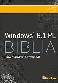 Windows 8.1 PL. Biblia