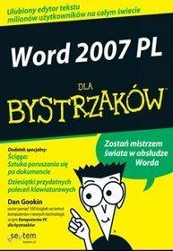 Word 2007 PL dla bystrzaków