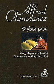Wybór prac Alfred Ohanowicz