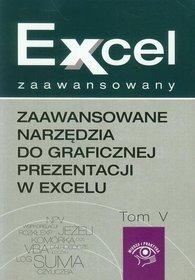 Zaawansowane narzędzia do graficznej prezentacji w excelu Excel zaawansowany. Tom 5