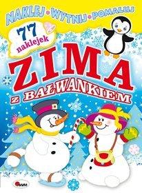 Zima z Bałwankiem -