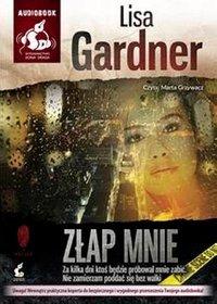 Złap mnie - audiobook (CD MP3)