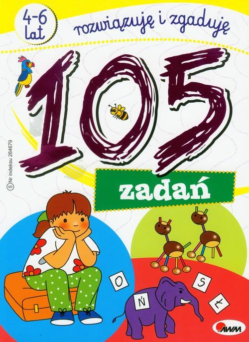 105 zadań rozwiązuję i zgaduję