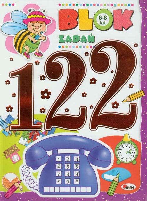 122 Blok zadań 6-8 lat