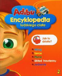 Adibu Encyklopedia ludzkiego ciała 2