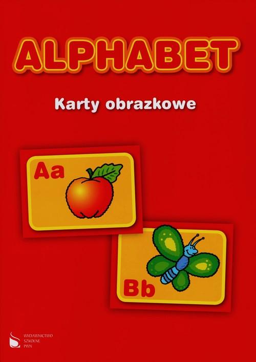 Alphabet zestaw kart obrazkowych -