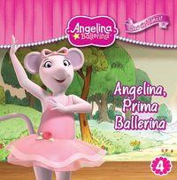 Angelina Ballerina Baw się i tańcz