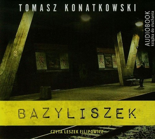 AUDIOBOOK Bazyliszek